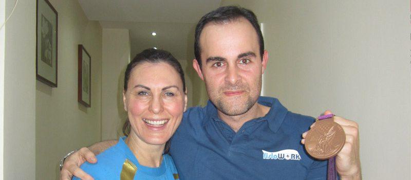 fisioterapia deportiva Mihaela