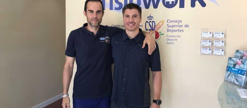 fisioterapia deportiva Fernando Marcos
