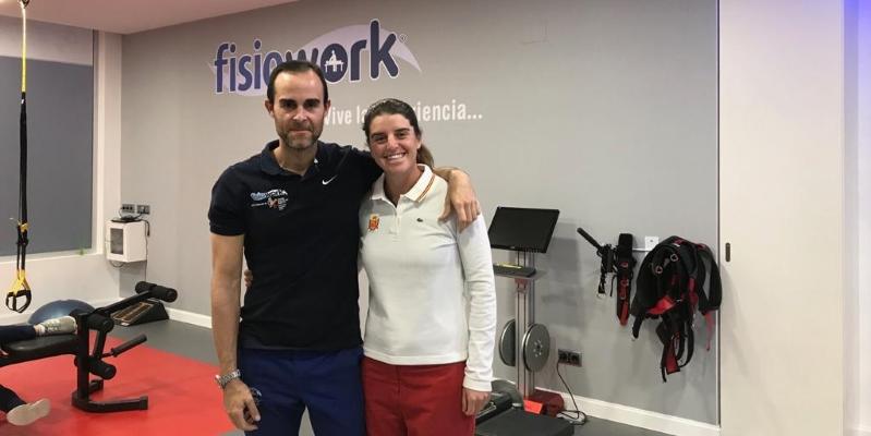 fisioterapia deportiva golf